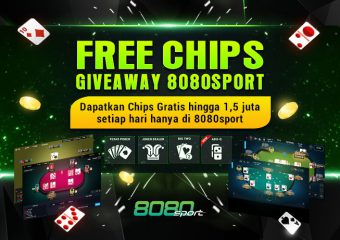 Free Chips Giveaway 8080sport