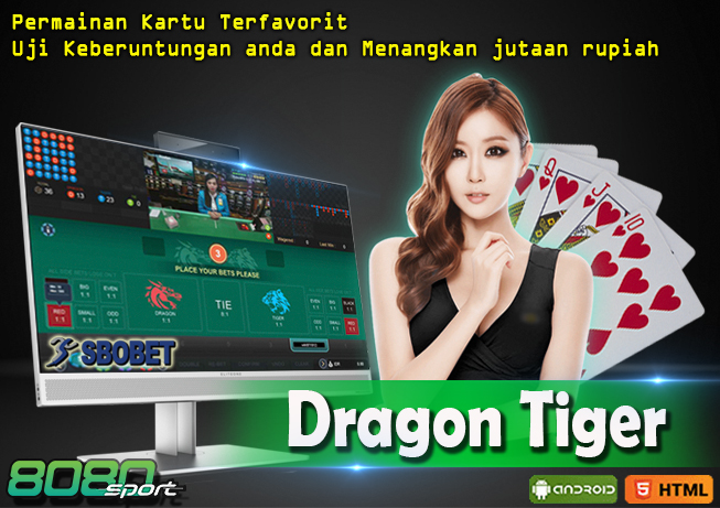 Live Casino Dragon Tiger di 8080sport