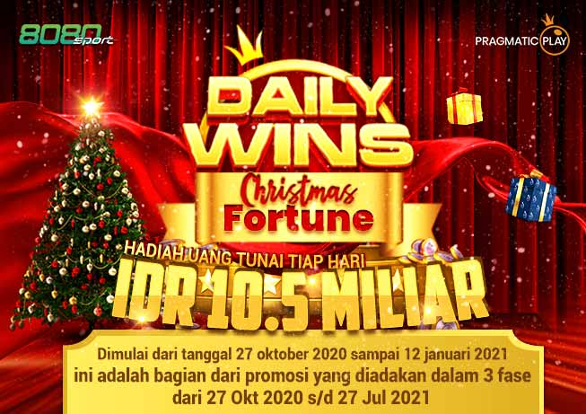 Daily Wins Christmas Fortune